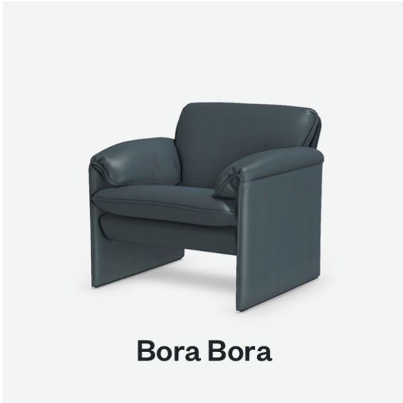 Leolux Bora Bora Fauteuil.Meubelstoffeerderij Dominikq Herstofferen Leolux