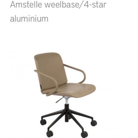 Swedese Amstelle Srackable armchair stoel herstofferen opnieuw bekleden