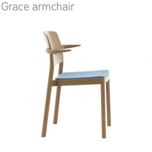 Swedese Grace Armchair armstoel herstofferen opnieuw bekleden