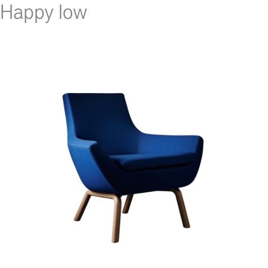 Swedese Happy Low herstofferen opnieuw bekleden