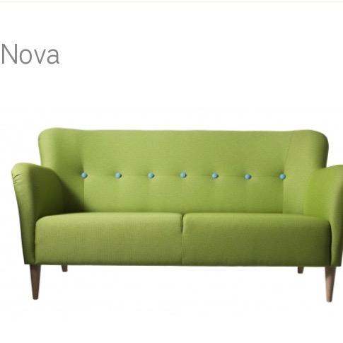 Swedese Nova bank herstofferen opnieuw bekleden