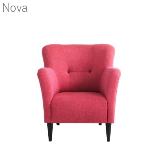 Swedese Nova herstofferen opnieuw bekleden