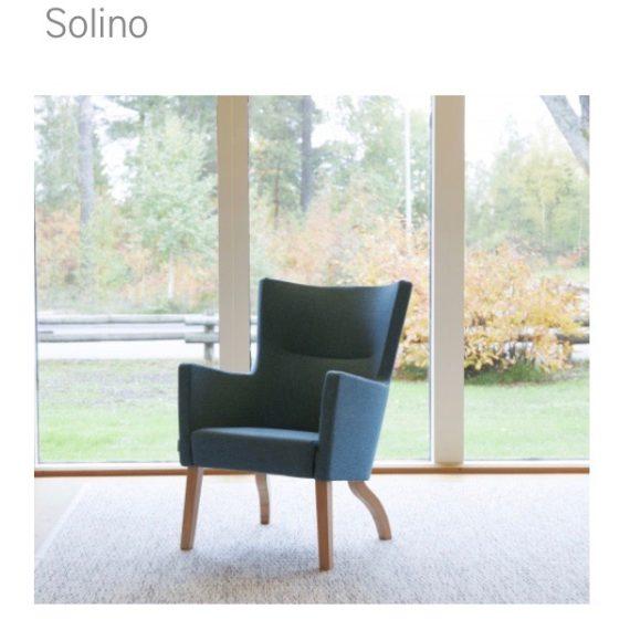 Swedese Solino herstofferen opnieuw bekleden