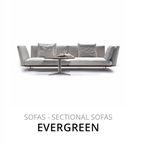 Flexform evergreen sofa bank herstofferen opnieuw bekleden stofferen herstellen