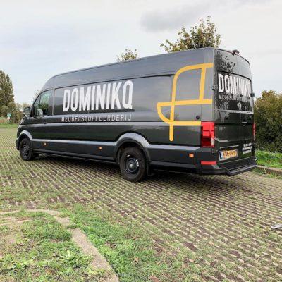 Dominikq Meubelstoffeerderij vrijblijvende offerte Advies styling op locatie
